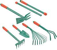 Набор садово-огородного инструмента (7шт) 99041 Flo