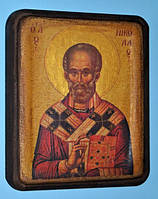 Икона православная Святой Николай Чудотворец