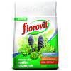 """Удобрение """"Флоровит"""" для хвойных 3 кг"""