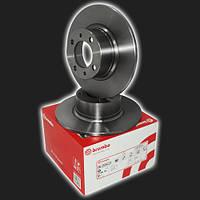 Тормозной диск на ВАЗ 2101-2107 (пр-во BREMBO)