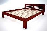 Кровать деревянная Альфа, фото 1
