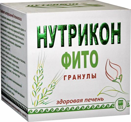 Нутрикон Фито -  улучшит процесс очищения организма от вредных элементов