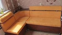 Кухонные уголки с полочкой и пуфиками купить в Украине по ценам производителя