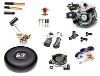 Полный комплект ГБО 2 поколения Tomasetto на ВАЗ 2108, ВАЗ 2109, ВАЗ 21099, ВАЗ 2102, ВАЗ 2104 (Италия)