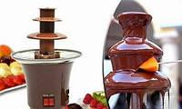 Шоколадный фонтан Мини  Chocolate Fountain , фото 1
