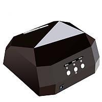 Лампа для сушки ногтей LED+CCFL 36 Вт (сенсорная)