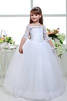 Платье выпускное детское нарядное D807, фото 1