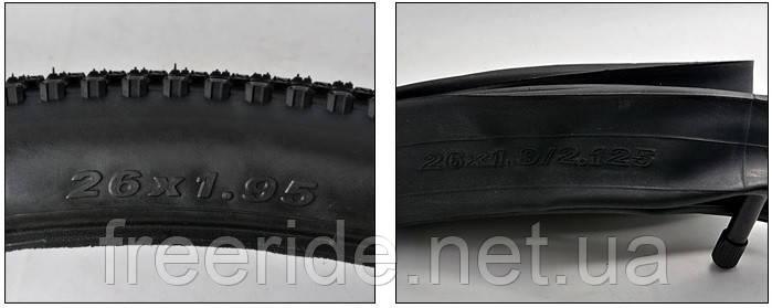 Вело Камера KENDA 26 x1.9/2.125 штуцер 48мм 3