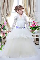 Платье выпускное детское нарядное D719