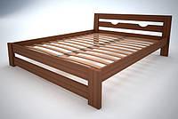 Кровать деревянная Грация+