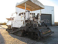 Б/У асфальтоукладчик ABG Titan 420