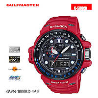 Мужские часы Casio G-SHOCK GWN-1000RD-4AER оригинал