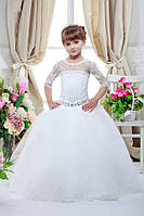 Платье выпускное детское нарядное D718