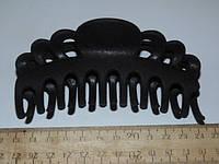 Краб каучуковый темный 11,5 см