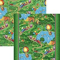 Детский ковролин воздушные шары РАСПРОДАЖА 2х2,5