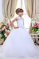 Платье выпускное детское нарядное D716