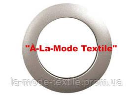 Люверсы диаметр 35 мм серебро матовое