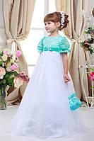 Платье выпускное детское нарядное D714