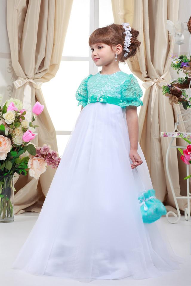 Купить Детское Нарядное Выпускное Платье