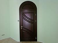 Межкомнатные арочные двери