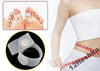 Колечки для похудания на ногу с магнитом, фото 1