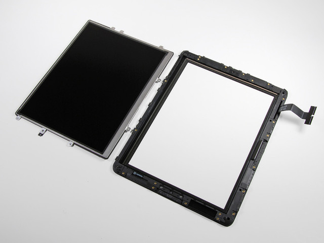 Дисплеи lcd и тачскрины touch screen
