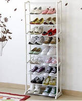 Полка для обуви Amazing shoe rack ,Эмейзинг Шу Рек - полка для обуви на 30 пар