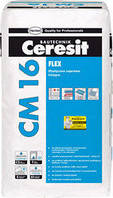 CМ 16 Клеящая смесь эластичная EasyFlex, 25 кг