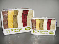 Набор махровых полотенец Pupilla Bamboo Vissel