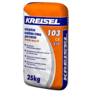 103 Kreisel Клеевая смесь для плитки усиленная, 25 кг