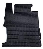 Резиновый водительский коврик для Honda Civic VIII седан 2006-2011 (STINGRAY)