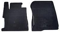 Резиновые передние коврики для Honda Civic VIII седан 2006-2011 (STINGRAY)