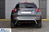 Задняя защита для Nissan Juke 2010+ ST Line