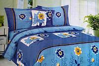 Двуспальное постельное белье жатка Fashion Casa