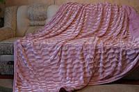 Хутряне покривало Євро розміру East Comfort