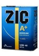 Масло ZIC XQ 10W40      4 литра