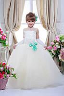 Платье выпускное детское нарядное D703