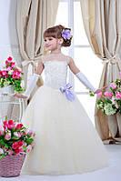 Платье выпускное детское нарядное D702