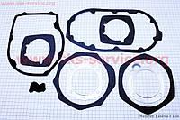 Прокладки двигателя к-кт 9шт (бумага, метал) УРАЛ
