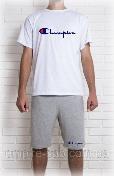 Шорты с футболкой Champion