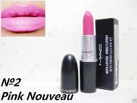 Помада MAC Matte Lipstick, оттенок  Pink Nouveau