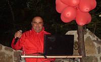 Диджей- вокалист,музыкальное оформление любого праздника-Рустем в Алуште, Ялте и Симферополе (Крыму)