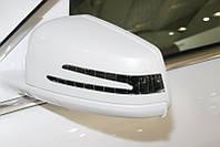 Рестайлинг боковые зеркала Mercedes w221