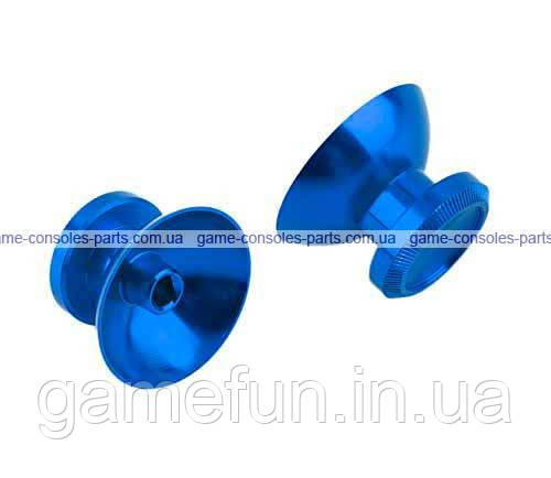 Стики алюминиевые Dualshock 4 PS4 / Xbox one (Blue)
