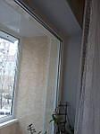 Балкон на тополе - остекление, обшивка, откосы