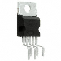 TDA 2003AV (STMicroelectronics) микросхема УНЧ 10W HI-FI