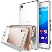Чехол для моб. телефона Ringke Fusion для Sony Xperia Z3+ (Crystal View) (171212)