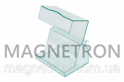 Полка двери (верхняя, малая) с крышкой для холодильников Liebherr 9031104