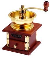 Кофемолка ручная с деревянным ящиком Empire 2360