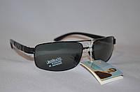 Солнцезащитные очки мужские черные классика BOGUAN 8017
